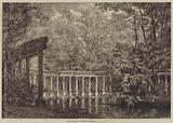 The Colonnade in the Park of Monceaux, near Paris