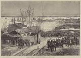 Arrival at Charleston of Volunteers from Louisiana