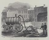 Apparatus for Emptying Vaults and for the Removal of Night Soil