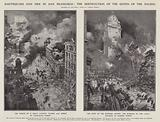 Earthquake and fire in San Francisco: the destruction of the Queen of the Pacific