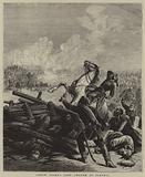 Osman Pasha's Last Charge at Plevna