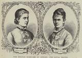 The Double Marriage at Berlin, the Royal Brides