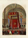 The Opening of the International Exhibition, 1862