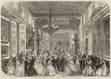 The Duchess of Sutherland's assembly at Stafford House in honour of Garibaldi