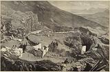 Dr Schliemann's excavations in the Acropolis of Mycenae