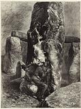The stragglers at Stonehenge