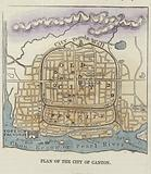 Plan of the City of Canton