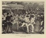 Cricket at Lord's - Eton v Harrow