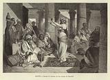 Egypt - Dancing in the ruins at Karnak