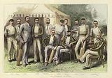 The Australian Cricketers