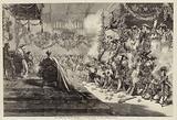 King Henry VIII keeping Christmas at Greenwich