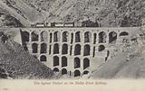 The Highest Viaduct on the Kalka Simla Railway