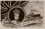 King George V with HMS Dreadnought