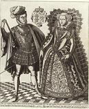 Mary, Queen of Scots, and Henry Stuart, Lord Darnley