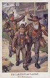 For God, Emperor and Fatherland: three generations of Austrian men setting off to war