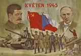 Defeat of Nazi Germany and liberation of Czechoslovakia by the Soviet Red Army, May 1945