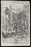 Evander and Aeneas at Palentium
