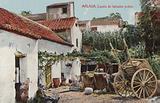 Poor farm labourer's cottage, Malaga, Spain