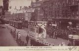 Opening of the South London Electric Tramway by the Prince of Wales, 15 May 1903
