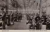 Machine shop, Clement Talbot motor works, London