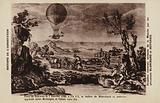 First manned balloon flight across the English Channel