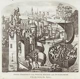 John Gronnet & the White Hoods take Oudenarde & Break Down the Gates