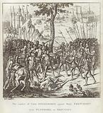The Combat of Thirty Englishmen against Thirty Frenchmen, near Ploermel, in Brittany