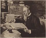Portrait of Nikolai Rimsky-Korsakov
