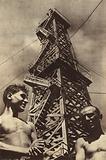 Soviet workers at an oil rig, Azerbaijan, USSR, 1931