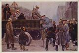 Arrest of Russian generals during the February Revolution of 1917, 1928
