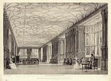 The Long Gallery, Haddon Hall, Derbyshire