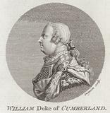 Prince William, Duke of Cumberland
