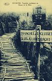 Boyau de la Mort (Trench of Death), trench system, Diksmuide (Dixmude), Belgium, World War I