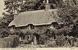 Thomas Hardy's birthplace, Brockhampton, near Dorchester, Dorset
