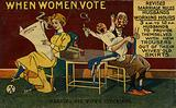 When Women Vote