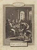 Joseph makes a feast