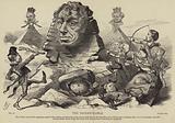 Benjamin Disraeli as the Impenetrable
