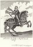 Portrait of Alexander Leslie, Earl of Leven