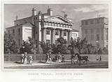 Doric villa in Regent's Park