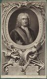 Portrait of Robert Walpole, Earl of Orford