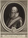 Portrait of Maximilien de Bethune, Duke of Sully