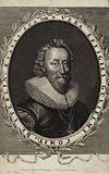 Portrait of William Alexander, Earl of Stirling