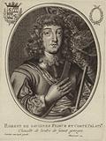 Portrait of Robert de Bavieres