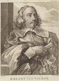 Portrait of Robert van Voerst
