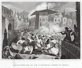 The assassination of Sir Alexander Burnes
