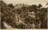 Terrace walk and Vane Hill in Torquay