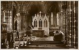Chancel of Glasgow Cathedral