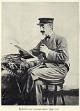 Portrait of Edgar Wallace