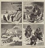 Illustrations of the life of the Eskimaux