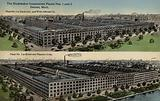 The Studebaker Corporation Plants Nos 1 and 3, Detroit, Michigan, USA